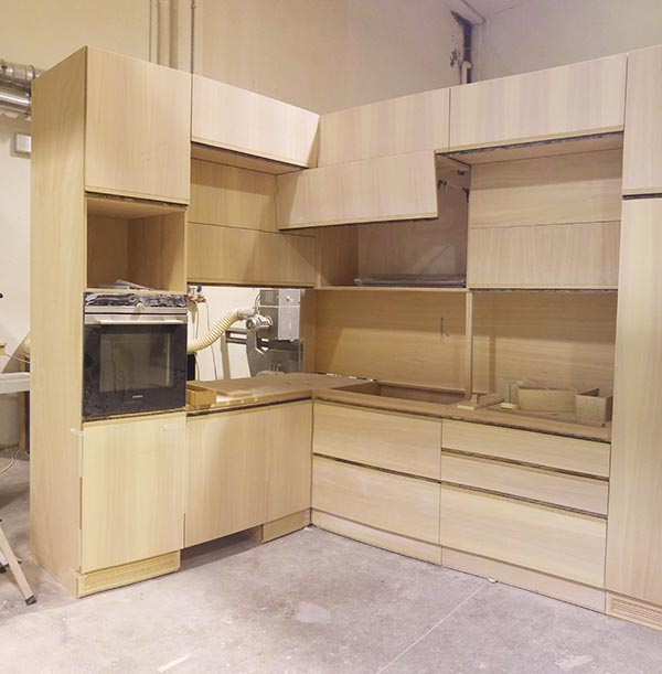 Progetti di cucine stunning elegant enik sceglie una cucina ikea with progetti di cucine with - Cucina su misura ikea ...