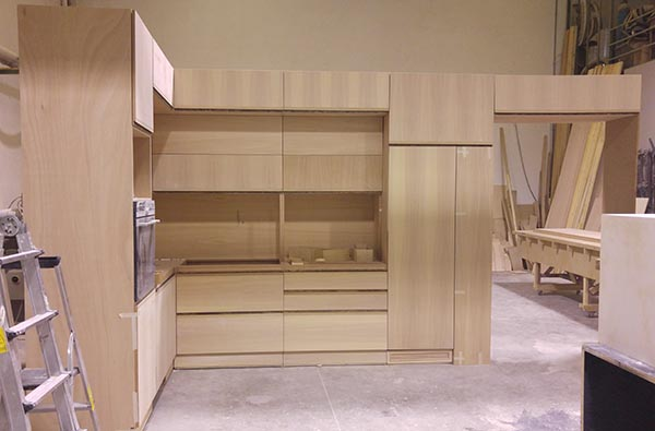 Beautiful Costruire Cucina Legno Contemporary - Design & Ideas ...