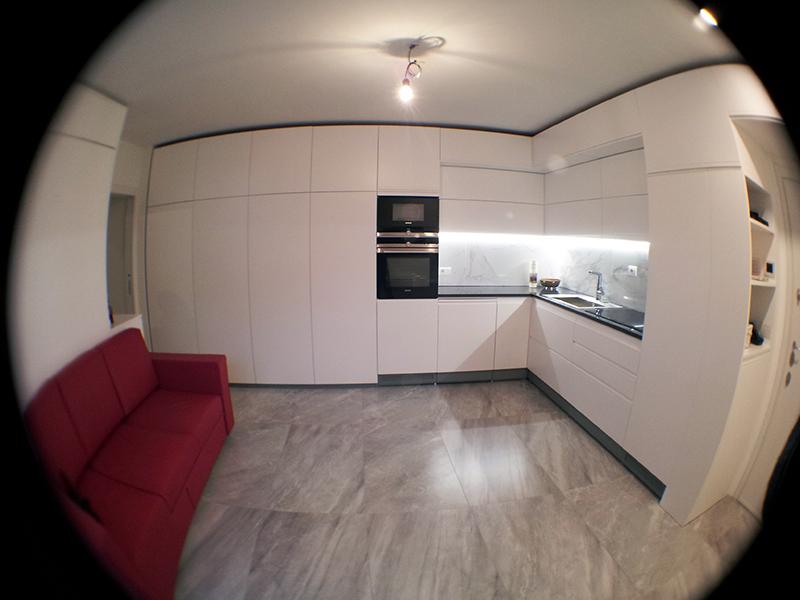 Ristrutturazione appartamento milano progetti di interni - Ristrutturazione cucina milano ...