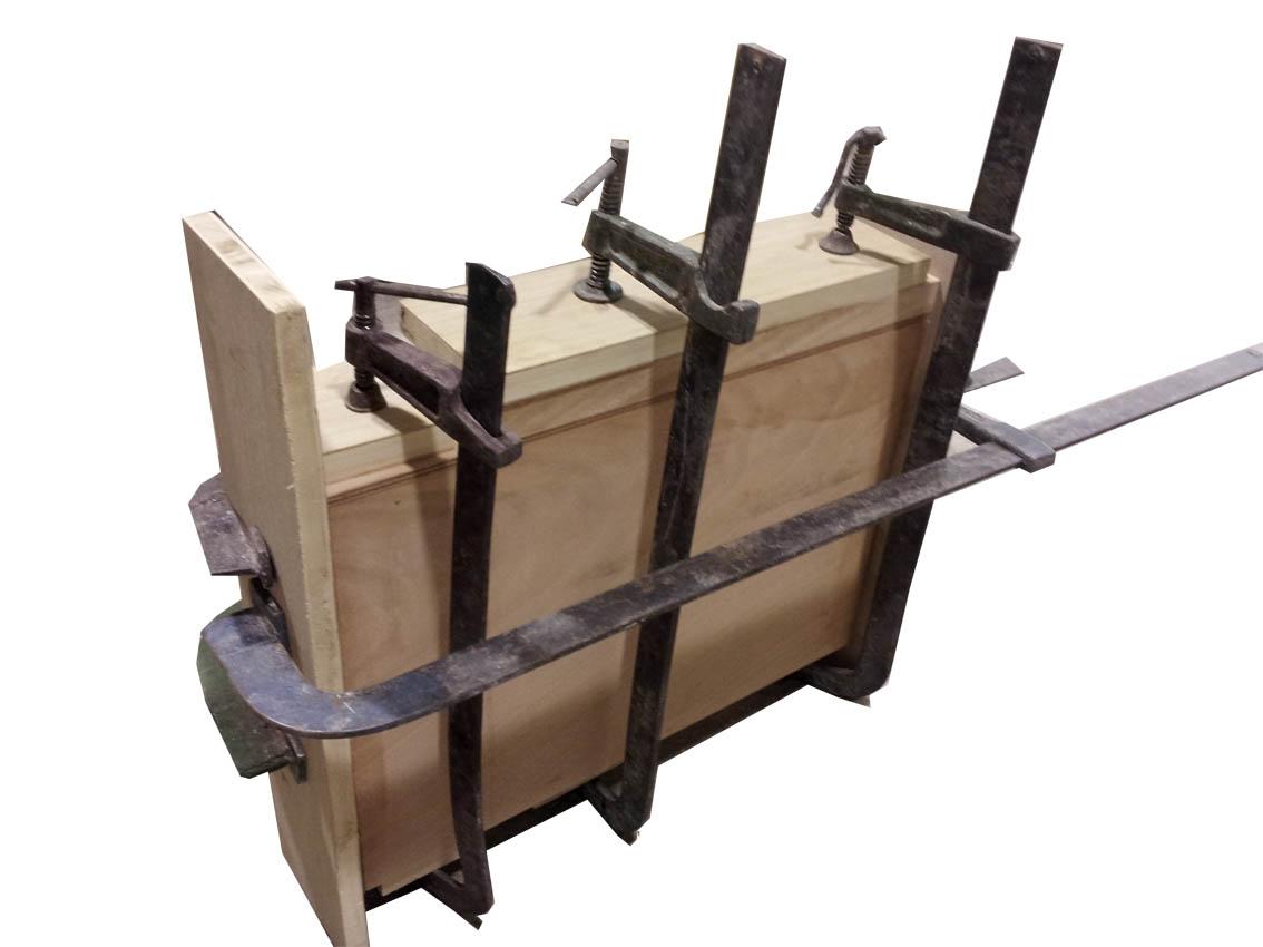 Colore carta da zucchero pareti - Costruire un mobile in legno ...