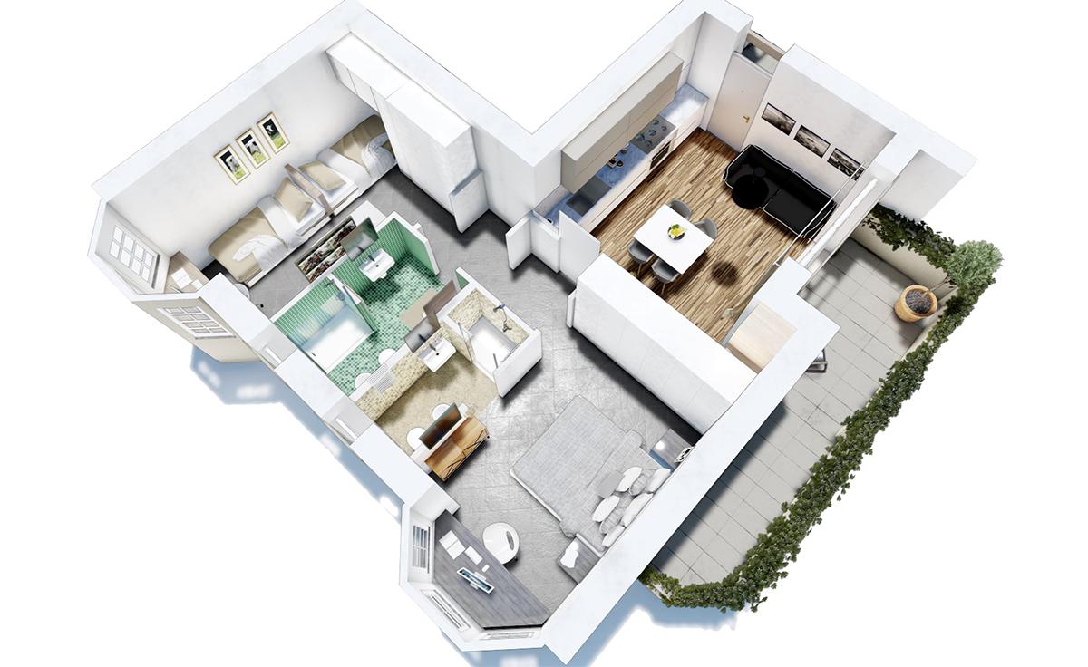 Progettazione interni on line for Progetto ristrutturazione casa gratis
