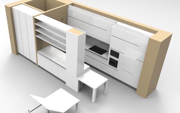 Progetto arredamento milano progetti di interni for Arredamento interni milano