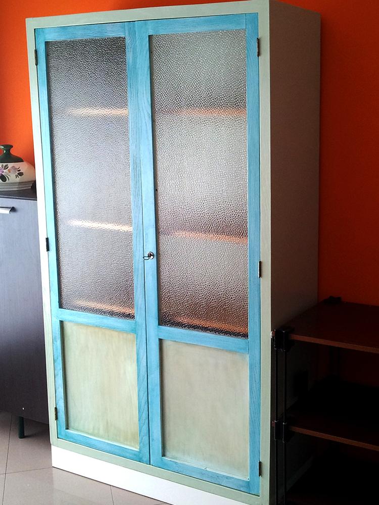 Recupero mobili vecchi dispensa progetti di interni - Recupero mobili ...