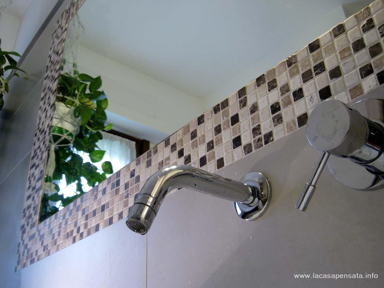Bagno su misura milano lacasapensata - Creare un bagno con sanitrit ...
