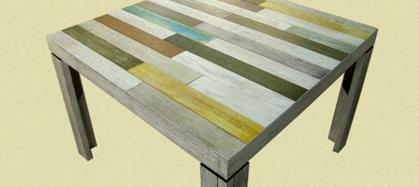 Tavolo in legno progetti di interni - Ristrutturare tavolo in legno ...