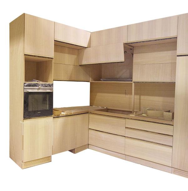 Gallery of pensili cucina legno grezzo cucina legno misura progetti di interni with cucine in - Cucine legno grezzo ...