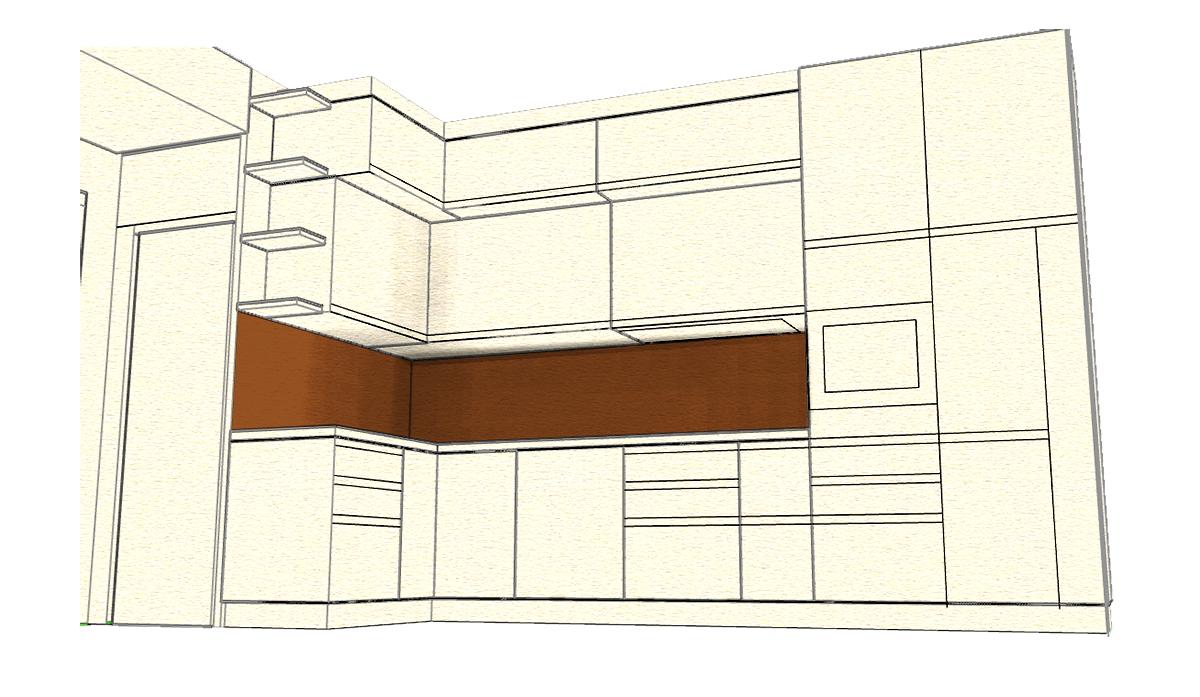 Top cucina su misura milano progetti di interni - Top cucina su misura ...