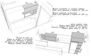 Progetti architetto esempi archivi progetti di interni for Consulenza arredamento