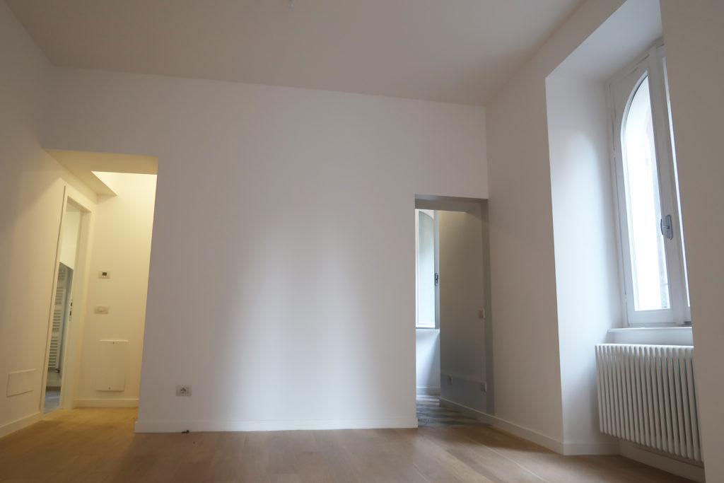 restyling vecchia casa - soggiorno